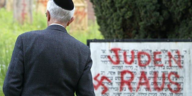 L'antisémitisme, les yeux dans les yeux
