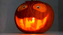 This Is How To Carve A 'Blair Witch' Level Scary Pumpkin For