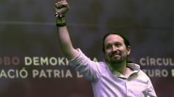 Pablo Iglesias: de 'coletas' a líder indiscutible de