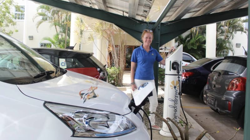 Barbados, other islands see big EV benefits | Autoblog
