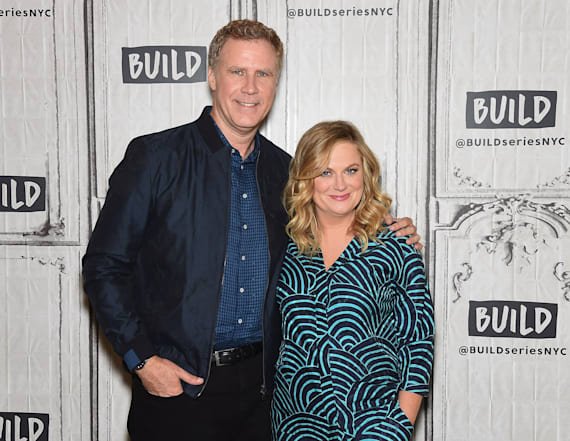 Will Ferrell and Amy Poehler on the use of improv