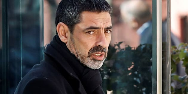 El exjefe de los Mossos d'Esquadra Josep Lluis Trapero.