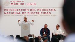AMLO anuncia plan de 'rescate' energético: CFE tendrá 20 mmdp adicionales al