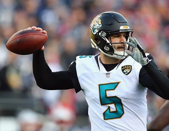 Jaguars sign Blake Bortles to big contract extension