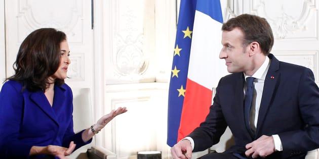 Pourquoi Emmanuel Macron tient tant à taxer les Gafa (et vite)