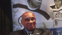 Willie O'Ree, 1er Afro-américain à jouer dans la LNH sera