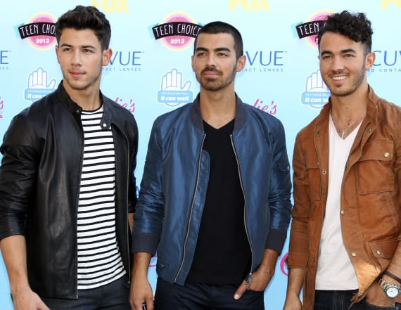 Jonas Brothers may be preparing a reunion