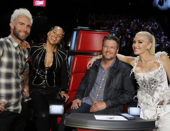 Popular coach returning to 'The Voice' next season