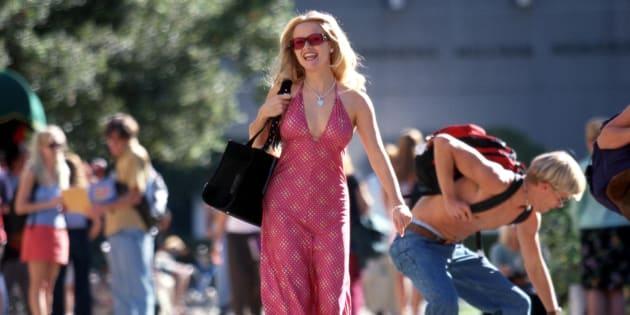 Reese Witherspoon a incarné Elle Woods dans les deux premiers volets de la franchise «Blonde et légale».