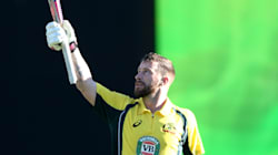 Matthew Wade's Maiden Century Saved Australia In First ODI Against