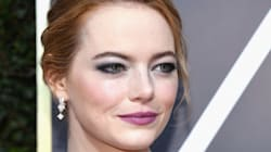 You Might've Missed The Feminist Message Behind Emma Stone's Golden Globes