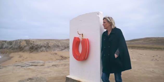 Le clip de campagne de Marine Le Pen tourné sans autorisation en Bretagne