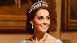La tiara di Diana è tornata a brillare sulla testa di Kate. L'omaggio incanta