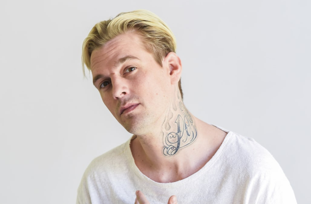 Aaron Carter: I surrendered 2 rifles after brother Nick's restraining order - AOL