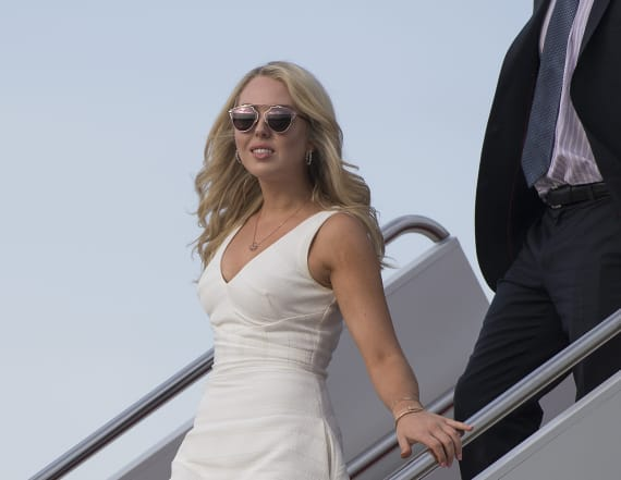 Tiffany Trump racked up taxpayer bill while abroad