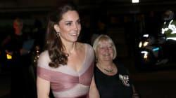 El vestido con el que partió plaza Kate