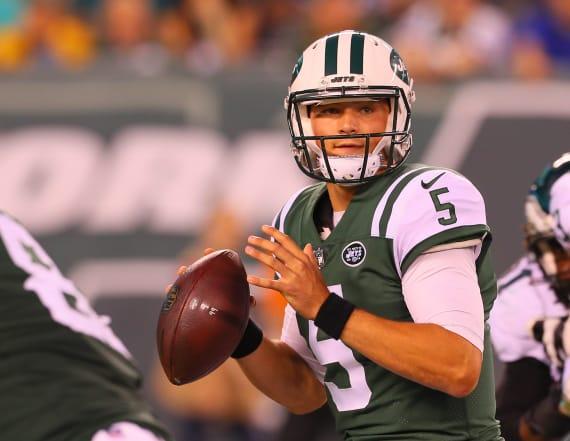 NY Jets trade quarterback Christian Hackenberg