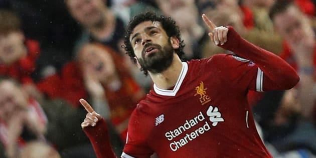 Liverpool - AS Rome: Portés par un Salah exceptionnel, les Reds s'imposent largement en Ligue des Champions.