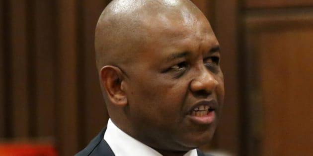Advocate Dali Mpofu REUTERS/Siphiwe Sibeko