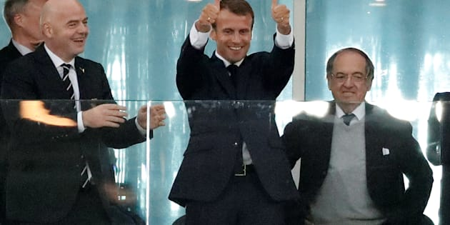 Pourquoi la finale de la Coupe du monde n'aura aucun impact à long terme sur l'image de Macron.