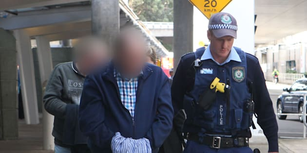 The men were extradited to Sydney on Thursday.