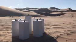 «Africa» de Toto retentira en boucle dans le désert pour