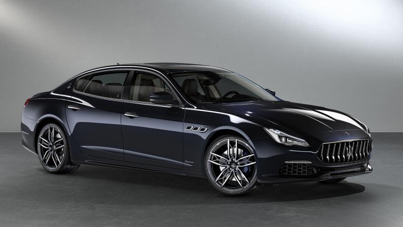 Maserati Pelletessuta models bring their Italian fashion to the U.S.