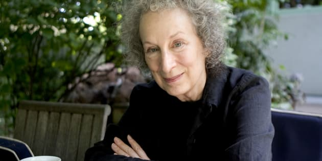 Author Margaret Atwood's is one of the best literary handles on Twitter.   REUTERS/Fred Thornhill  (CANADA)