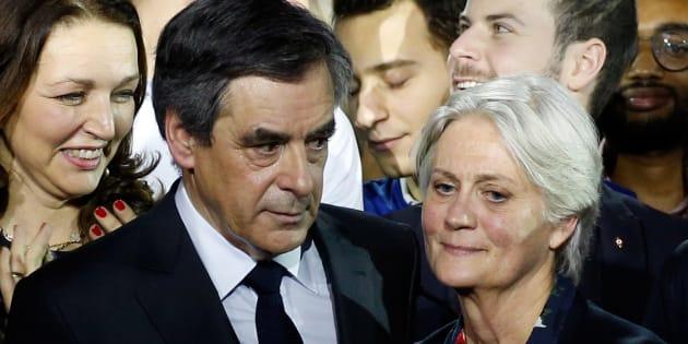 Comment la prescription pourrait sauver François Fillon. REUTERS/Pascal Rossignol