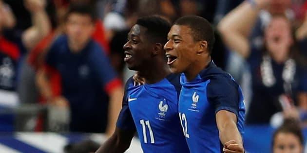 Les Bleus finissent la saison en fanfare face à l'Angleterre