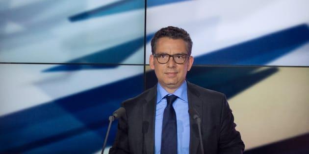 Le journaliste Frédéric Haziza est visé par une plainte pour agression sexuelle.
