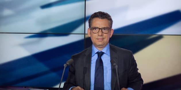 Le retour annoncé de Frédéric Haziza, accusé d'agression sexuelle, provoque la colère des journalistes de LCP