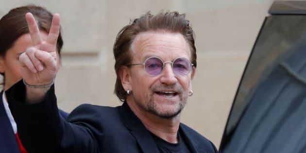 """Paradise Papers: Bono """"totalement """"écœuré"""" d'être associé à son tour au scandale"""