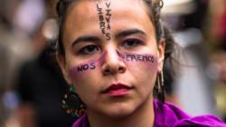 29 poderosas fotos de la marcha del 8 de marzo en Ciudad de