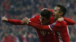 Le Bayern n'a laissé aucune chance à Arsenal et le croque