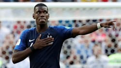Le but ric-rac de Pogba qui sauve la France du nul face à