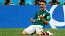Chucky Lozano fue la gran revelación del Mundial, según revista