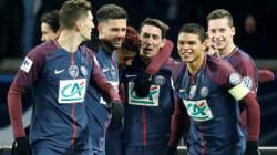 Regardez les 3 buts de la victoire du PSG contre l'OM en Coupe de