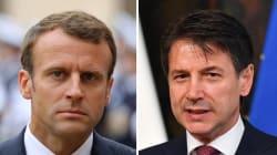 Conte orientato ad annullare l'incontro con Macron: