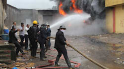 6 Killed, 11 Injured After Gas Cylinder Explosion In A Mumbai