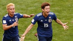 ワールドカップ初戦勝利、やっぱり大迫はハンパなかった。「夢だったので最高です!」