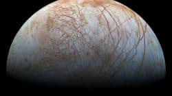 📷 Así lucen las lunas de Júpiter recién