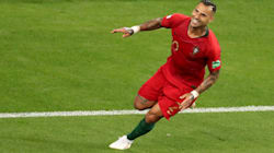 Le but sublime de Quaresma qui qualifie le Portugal pour les 8e de finale du