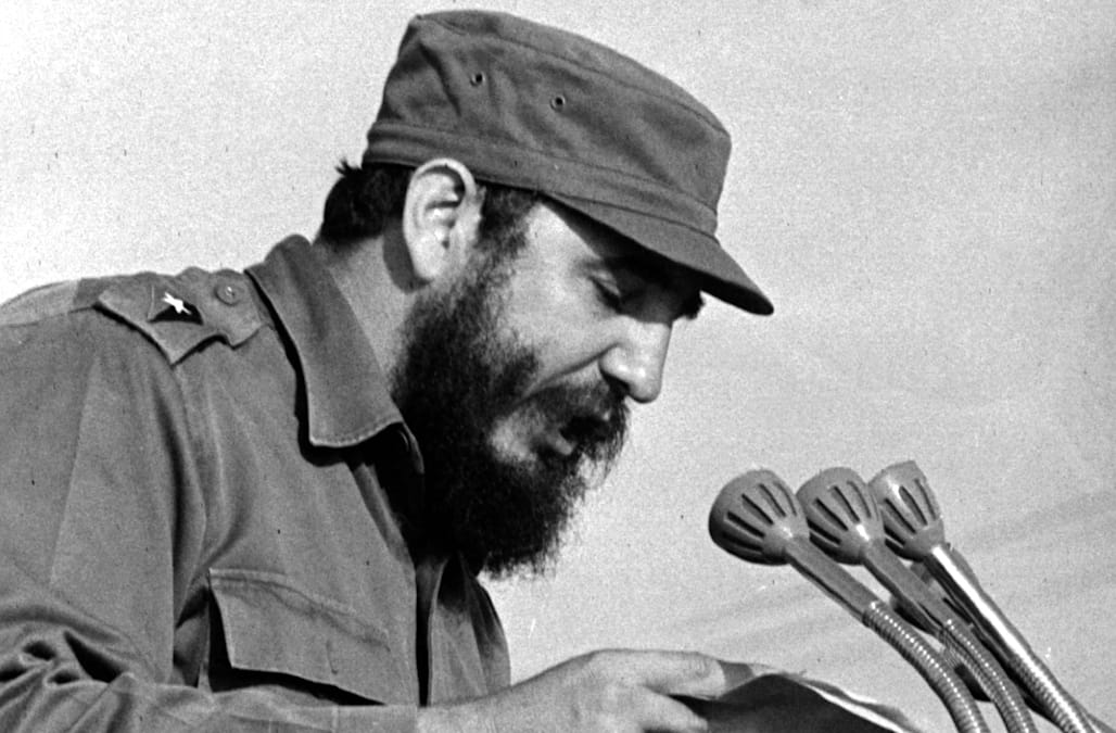 the early life and rise of fidel castro Early life fidel alejandro castro ruz was born in the eastern oriente province of biran, cuba on august 13, 1926  would be on the rise if it were to be left alone.