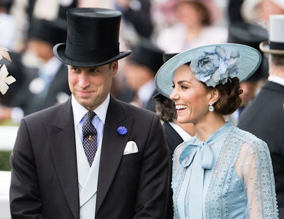 Why do royals wear their biggest hats to the Ascot?