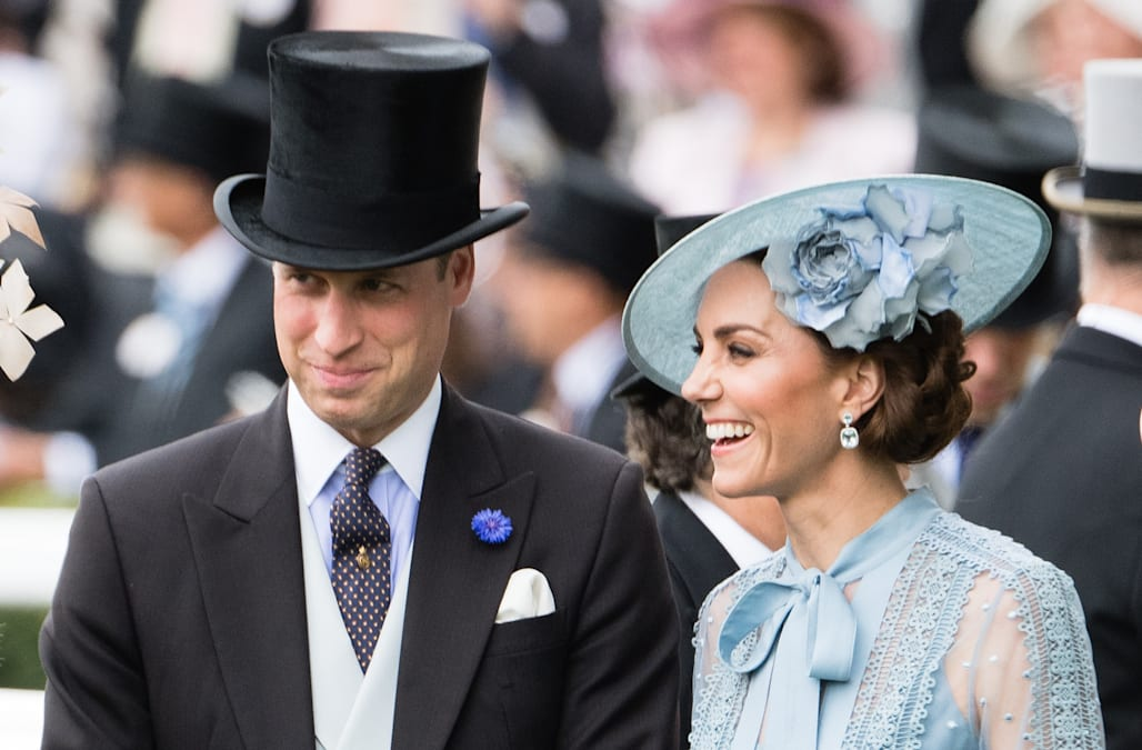 a964e5acd Why does the royal family wear their biggest hats to the Royal Ascot ...