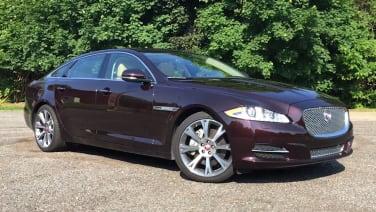 2013 Jaguar XJ V6 - Autoblog