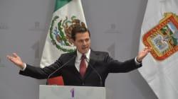 'Cuentos chinos que me voy de México', dice Peña