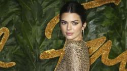 Cette photo de Kendall Jenner nue ne passe