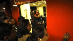 Hieren a un hombre con arma de fuego en el Metro y esto respondió